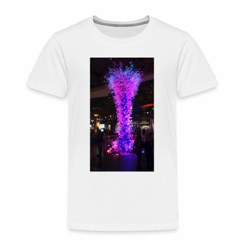 Glass Art - Lasten premium t-paita