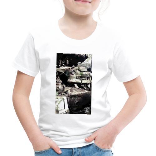 Old cars - Kinder Premium T-Shirt