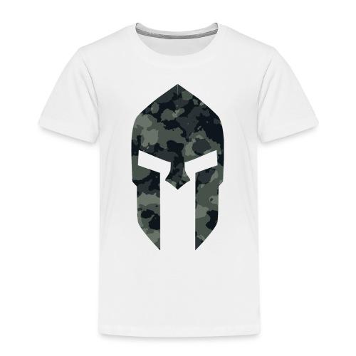 Sparta military pattern 1 - Kinder Premium T-Shirt