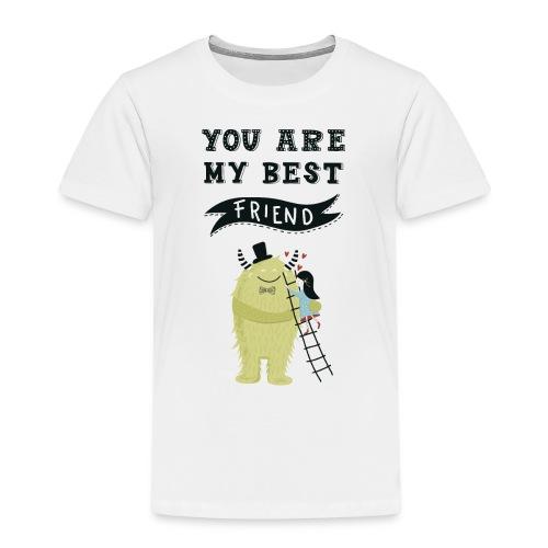 Du bist mein bester Freund 1 - Kinder Premium T-Shirt