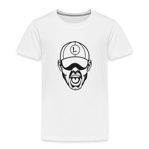Logevu head - Kinderen Premium T-shirt