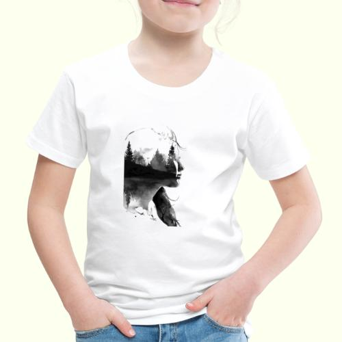 Landschaft - Kinder Premium T-Shirt
