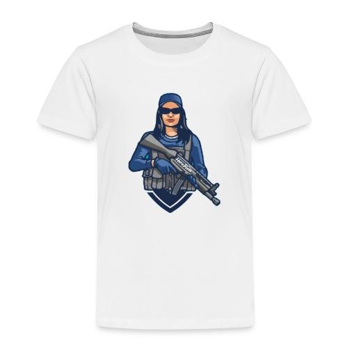 HeroBlom shirt - Premium-T-shirt barn