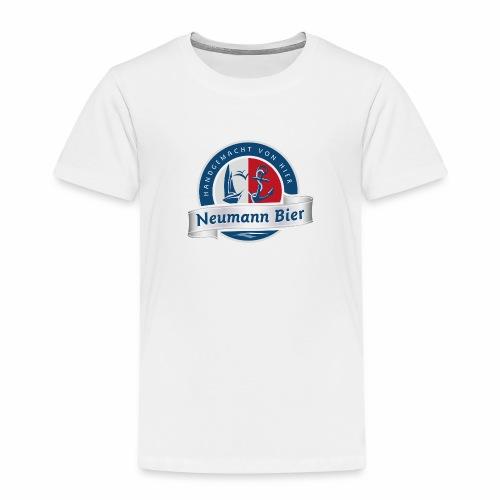 Neumann Bier - Hobbybrauer Leipzig - Kinder Premium T-Shirt