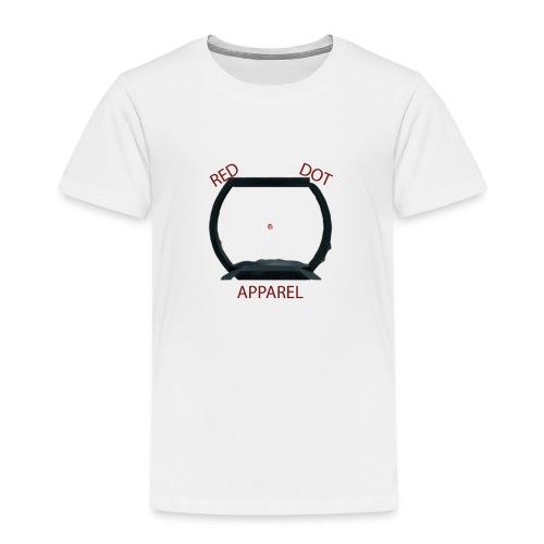 Red Dot Apparel logo - Kids' Premium T-Shirt