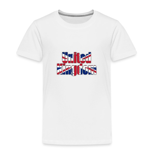 UK - Kids' Premium T-Shirt