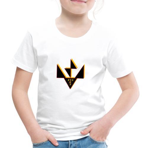 Zic Isy JP noir - T-shirt Premium Enfant