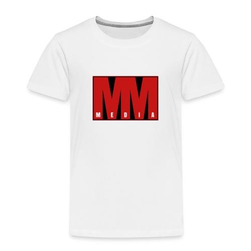 MM Media - Premium-T-shirt barn