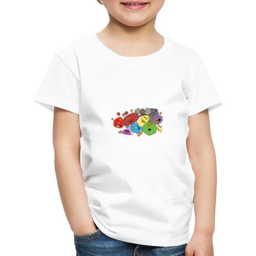 Blubbianerna! - Premium-T-shirt barn