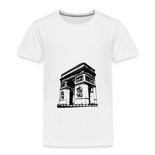 Arc de Triomphe - Paris - T-shirt Premium Enfant