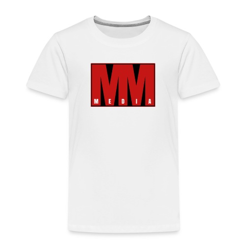 MM Media - Premium-T-shirt barn