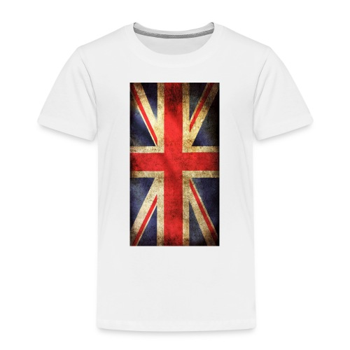 English Flag jpg - Premium-T-shirt barn
