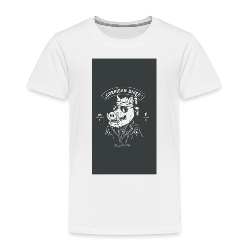CORSEAMOTO coque png - T-shirt Premium Enfant