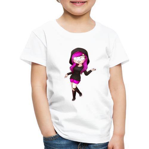 GLITCH 999 - Maglietta Premium per bambini