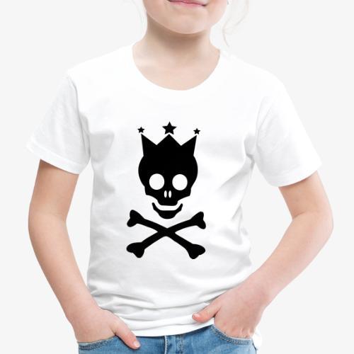 Extremschwimmer Triple-Crown - Kinder Premium T-Shirt