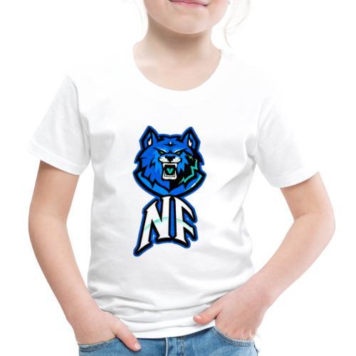 Noah Fortes logo - Kinderen Premium T-shirt