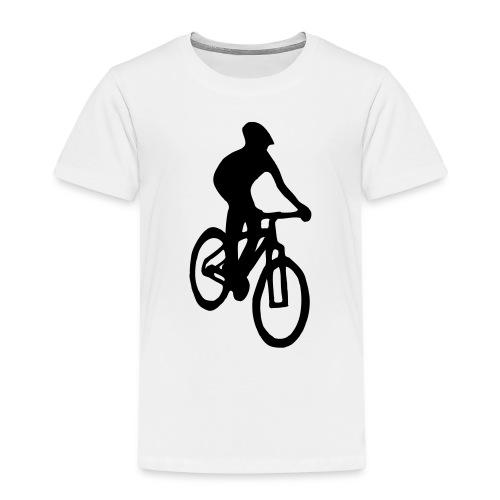 Mountainbiker - Kinder Premium T-Shirt