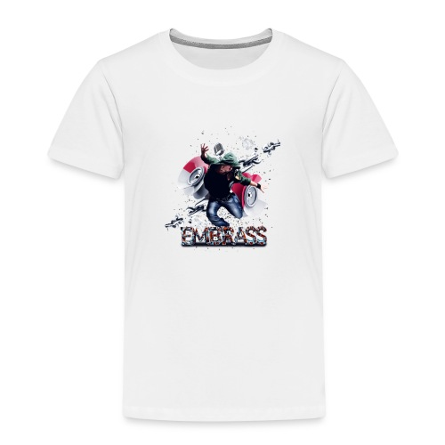 Pngtree music 1827563 - T-shirt Premium Enfant