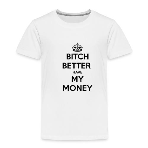 4DE90F1A B476 40D3 BBC9 1ED6075E5FAC - Kinder Premium T-Shirt