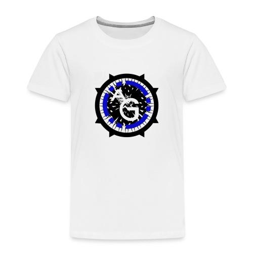 Amaranth Gaming Mouse Mat - Kids' Premium T-Shirt