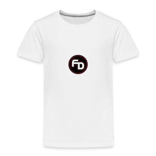 FreeDerping T-Shirt Vrouw - Kids' Premium T-Shirt