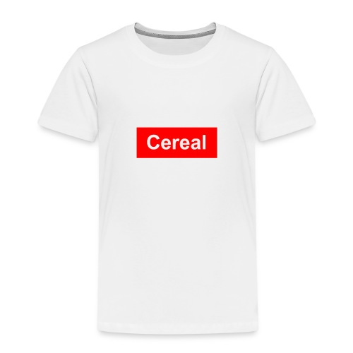 CEREAL - Kids' Premium T-Shirt
