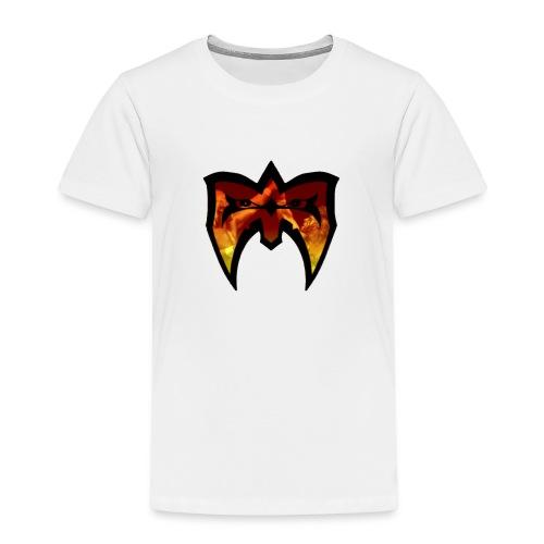 Warrior logo - Kids' Premium T-Shirt