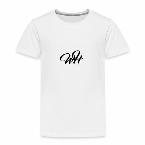 Basic logo - Børne premium T-shirt