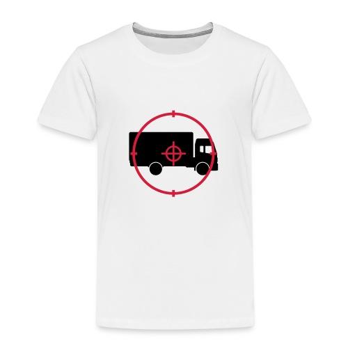Déménageur / Déménagement / Déménager / Camion - T-shirt Premium Enfant