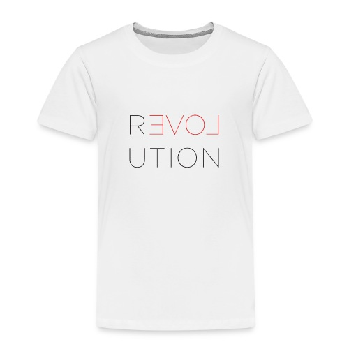 Revolution - Kinder Premium T-Shirt