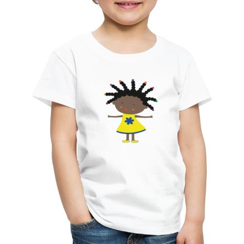 Happy Meitlis - Afrika - Kinder Premium T-Shirt