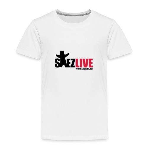 OursLive (version dark) - T-shirt Premium Enfant