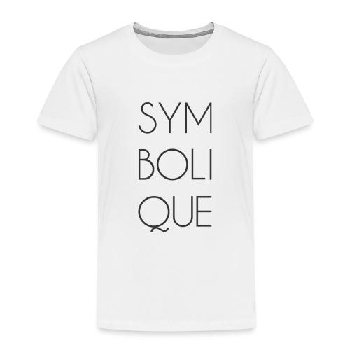 Symbolique - T-shirt Premium Enfant