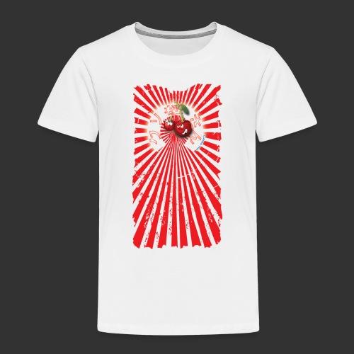 frkn cherry - Kinderen Premium T-shirt