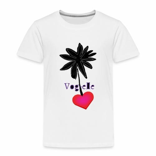 Vog elle love1 - T-shirt Premium Enfant