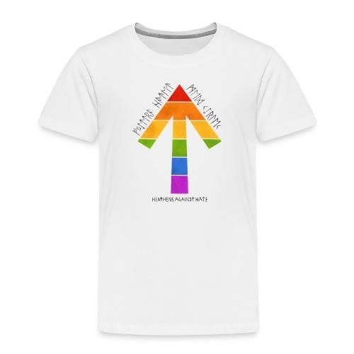 Tyr - pride svenska - Premium-T-shirt barn