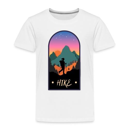 Hike - Kinder Premium T-Shirt