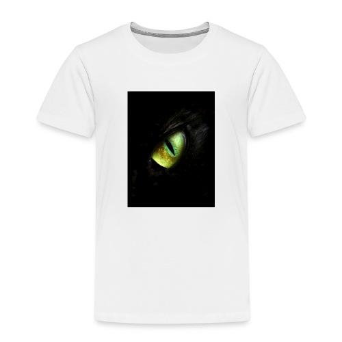 Reptil eyes - Camiseta premium niño