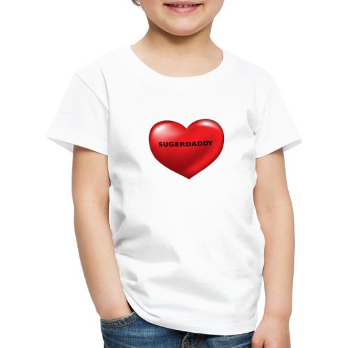 Sugerdaddy - Børne premium T-shirt