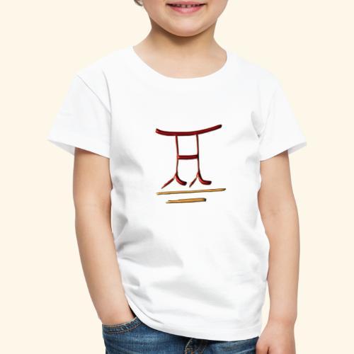 Ohm Nami Ong solo - Kinder Premium T-Shirt