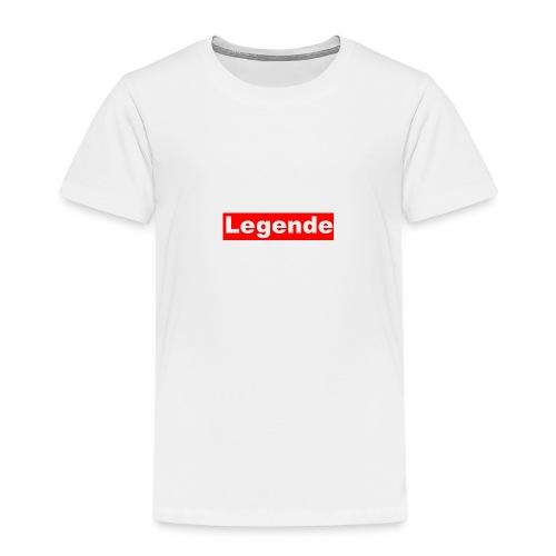 Du bist eine Legende und einfach Toll - Kinder Premium T-Shirt