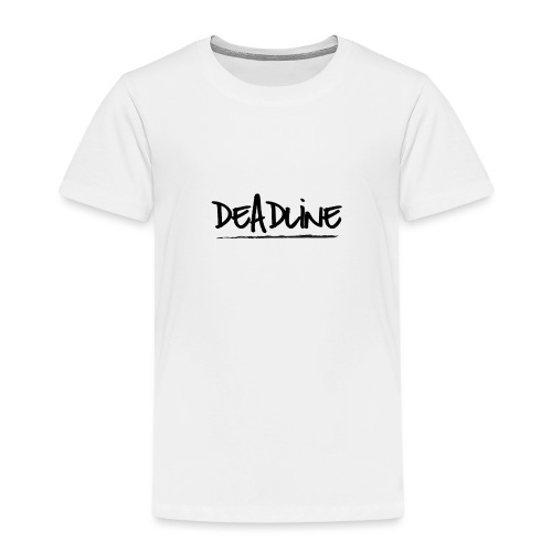 Deadline #2 Festival T Shirt - Kinder Premium T-Shirt