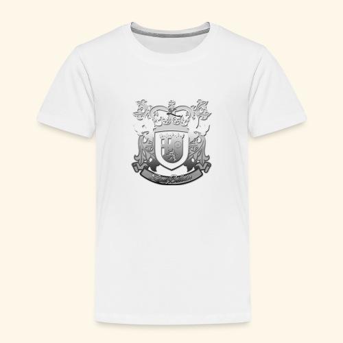 Linds Billeder logo - Børne premium T-shirt