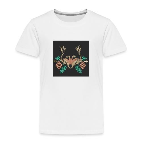 La armonía de quién ve a través de mis ojos - Camiseta premium niño
