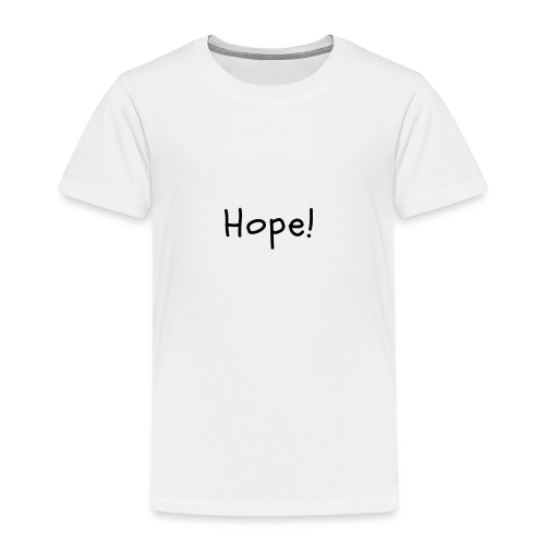 Hope - Camiseta premium niño