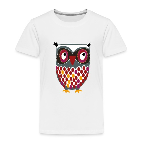 eule - Kinder Premium T-Shirt