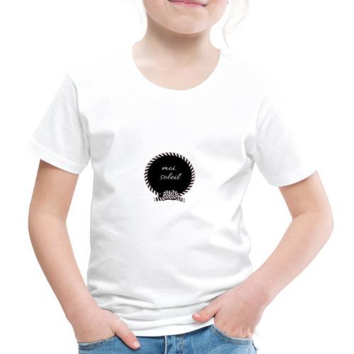 Moi Soleil - Maglietta Premium per bambini