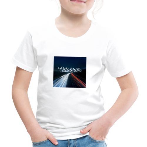 Ottobror 1 - Premium-T-shirt barn
