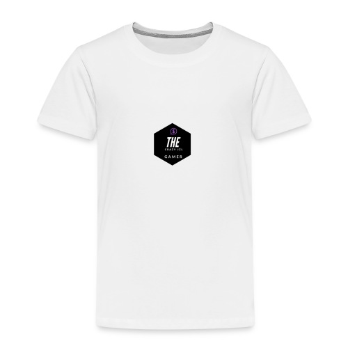 The Crazy JZL Gamer - Kids' Premium T-Shirt