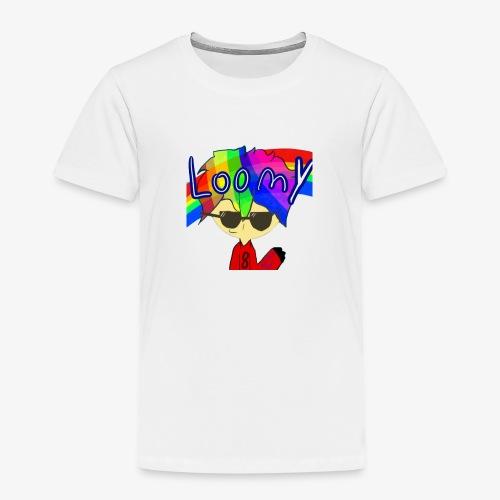 Loomy Plays Merch - Kids' Premium T-Shirt